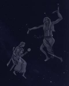 Andromeda i Kasjopeja